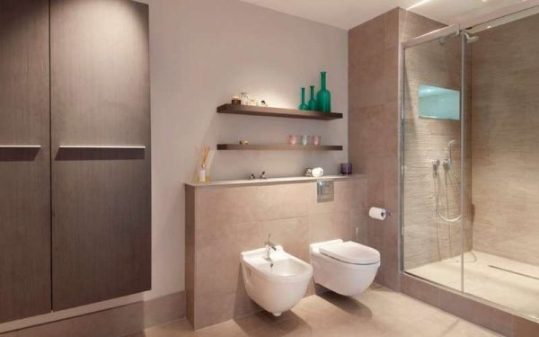 Ванная комната 6 кв м: плюсы и минусы совмещенного санузла, фото интерьеров
