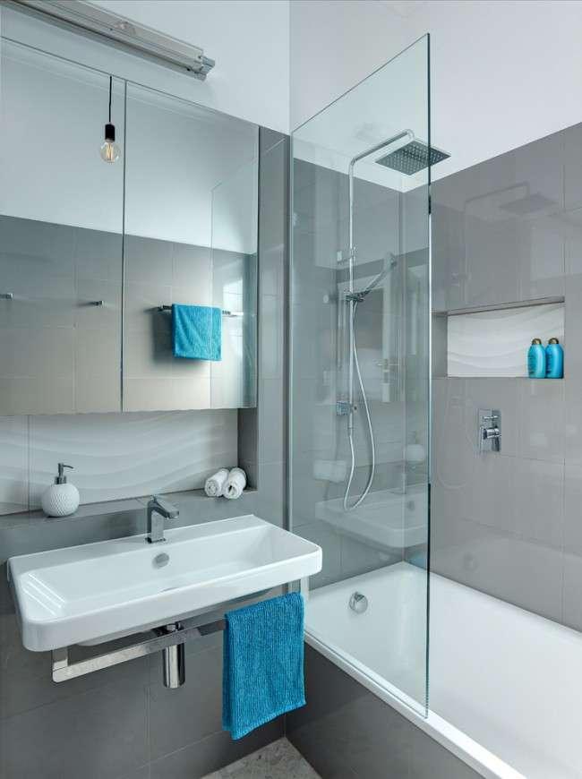 Ванная комната с душевой кабиной: достоинства и недостатки, фото