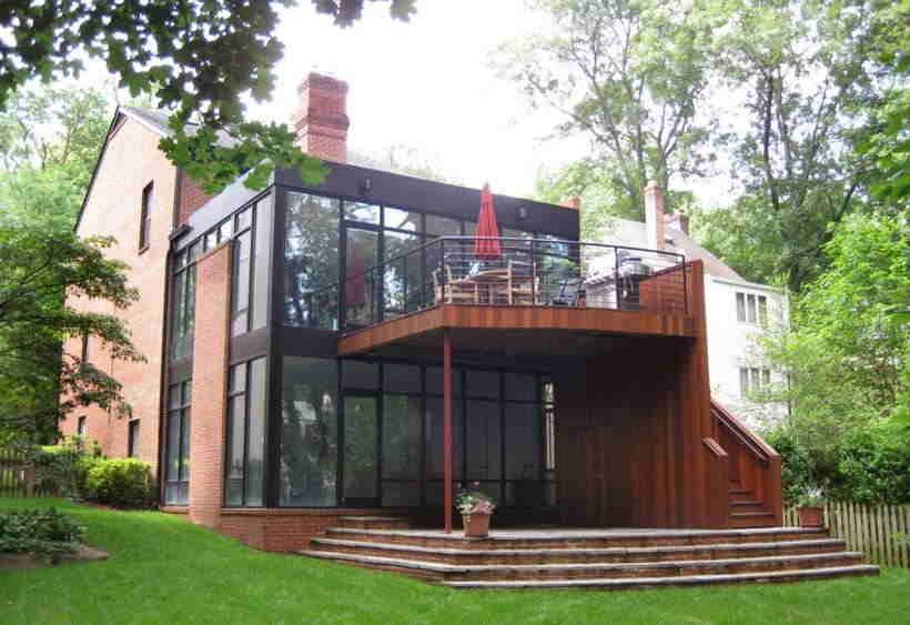 Веранда пристроенная к дому — этапы строительства от А до Я