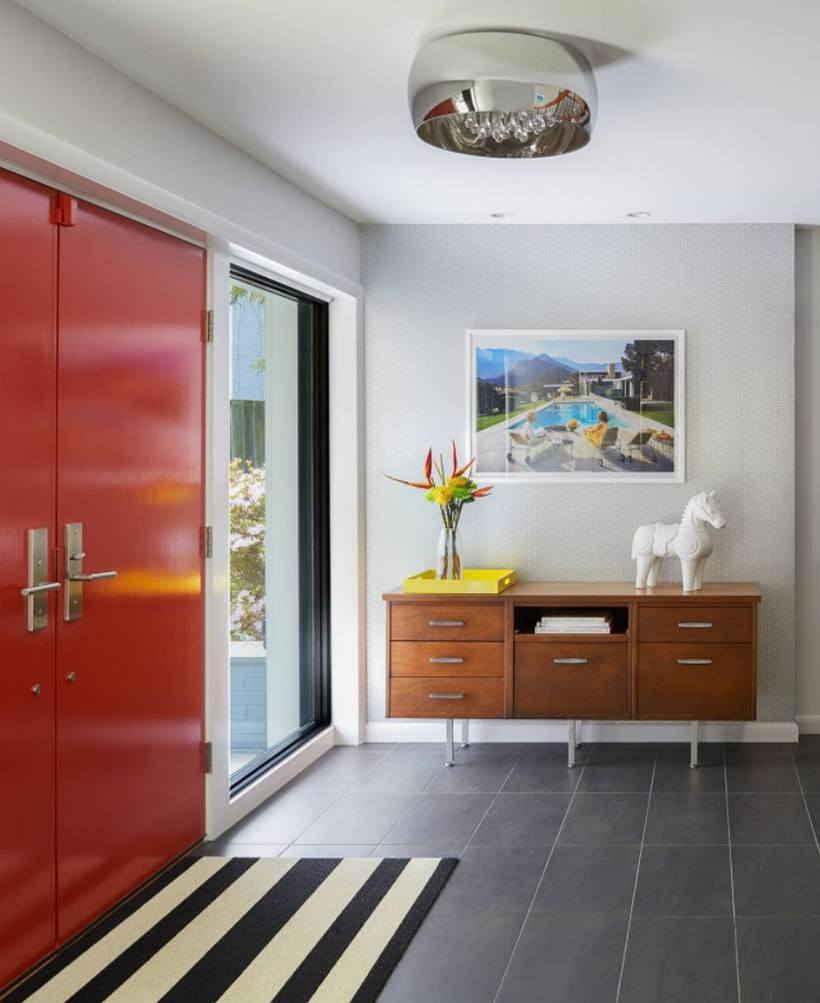 Выбираем цвет пола в сочетании с цветом дверей и стен: 50 фото