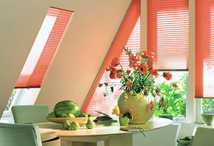 Выбираем шторы плиссе для вашего дома в фото