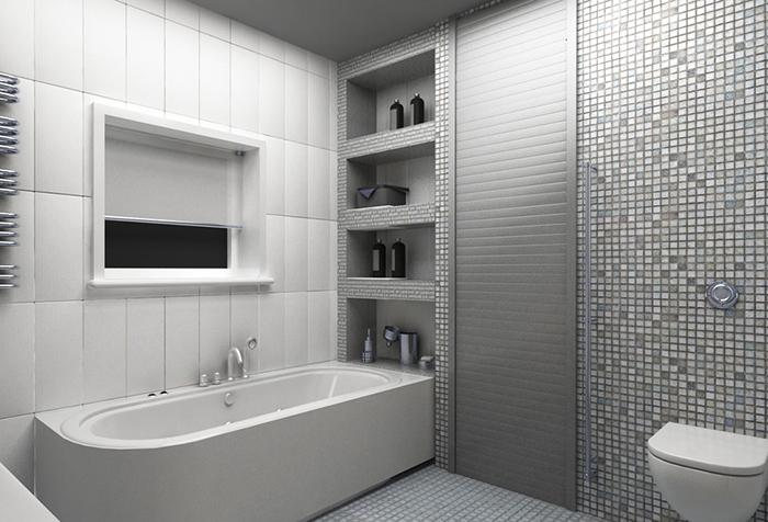 Жалюзи в туалет: виды и характеристики  изделий в фото