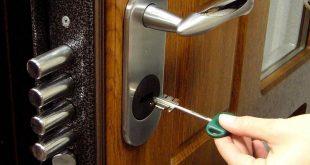 Замки для металлических дверей. Секретность замка
