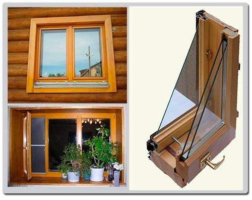 Отзывы о деревянных стеклопакетах