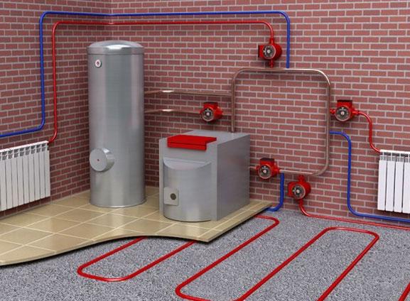 Отопление квартиры – возможные варианты