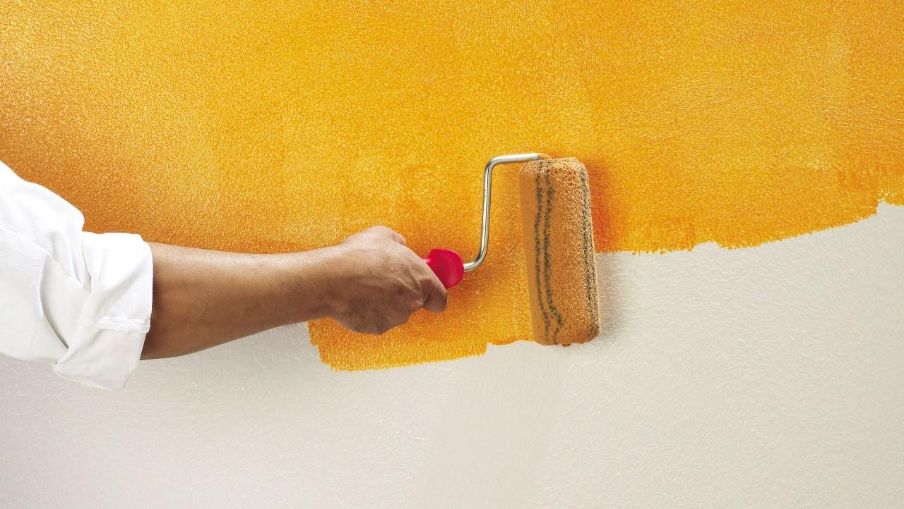 Как правильно покрасить интерьер
