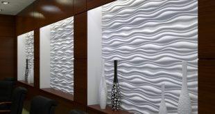 Просторность и глубина при помощи 3d плитки