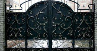 Роль и польза кованых ворот