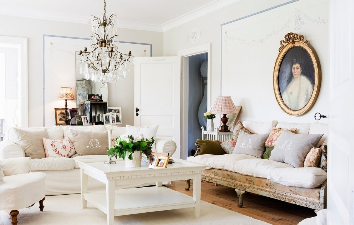Комната в стиле шебби-шик: советы и рекомендации