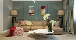 Роль цвета в создании дизайна интерьера