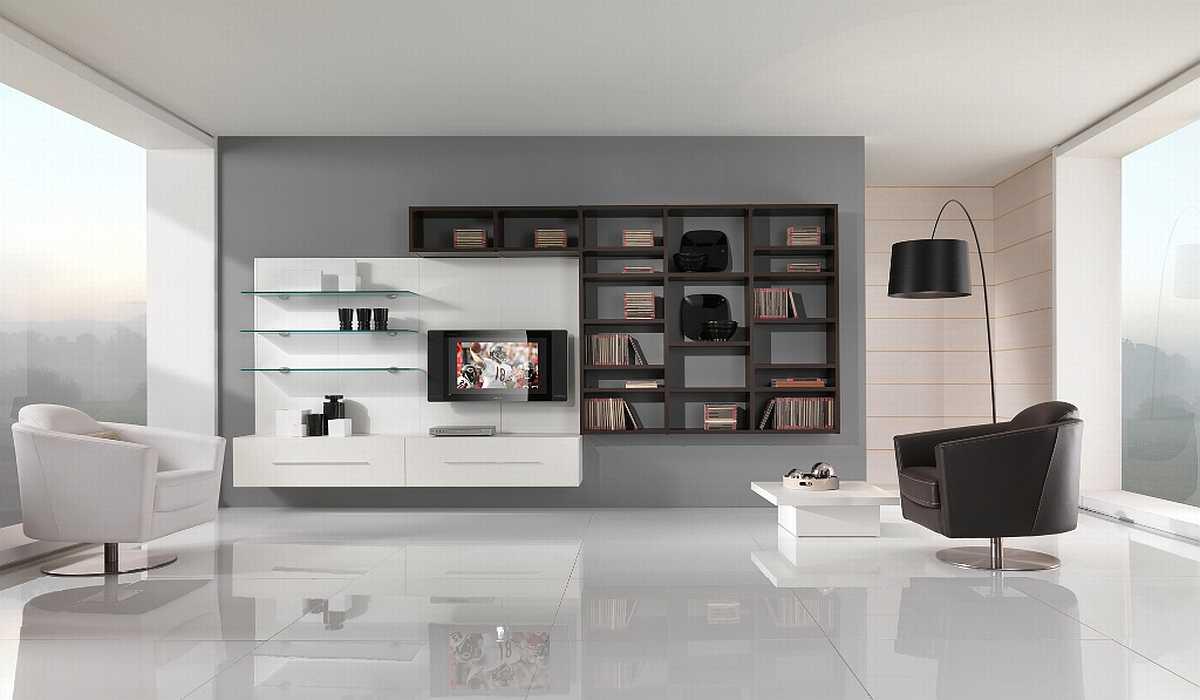 Минимализм - мебельный стиль в интерьере