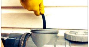 Прочистка и устранение засоров канализации